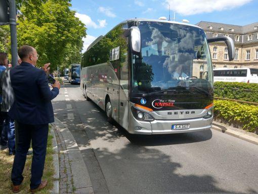 Dürfen Reisebusse Wieder Fahren