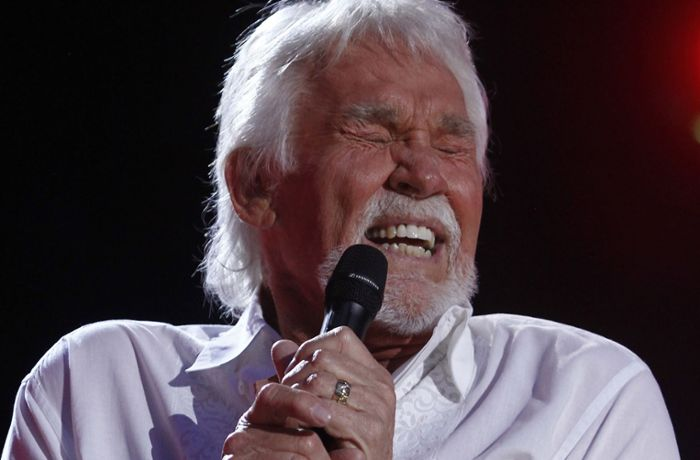 Zum Tod des US-Stars Kenny Rogers: Rogers' Karriere in sechs Songs