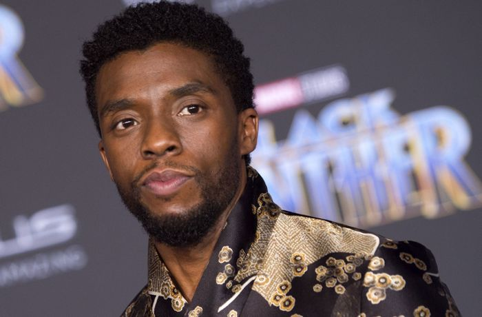 "Trauer in Hollywood: ""Black Panther""-Star Chadwick Boseman gestorben"