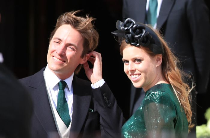 Royals: Queen-Enkelin Beatrice hat geheiratet