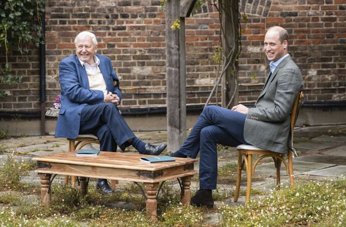 Earthshot Prize: Prinz William und David Attenborough gründen Umweltpreis