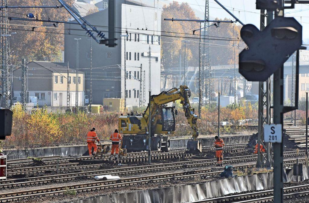 Direktverbindung Bahn