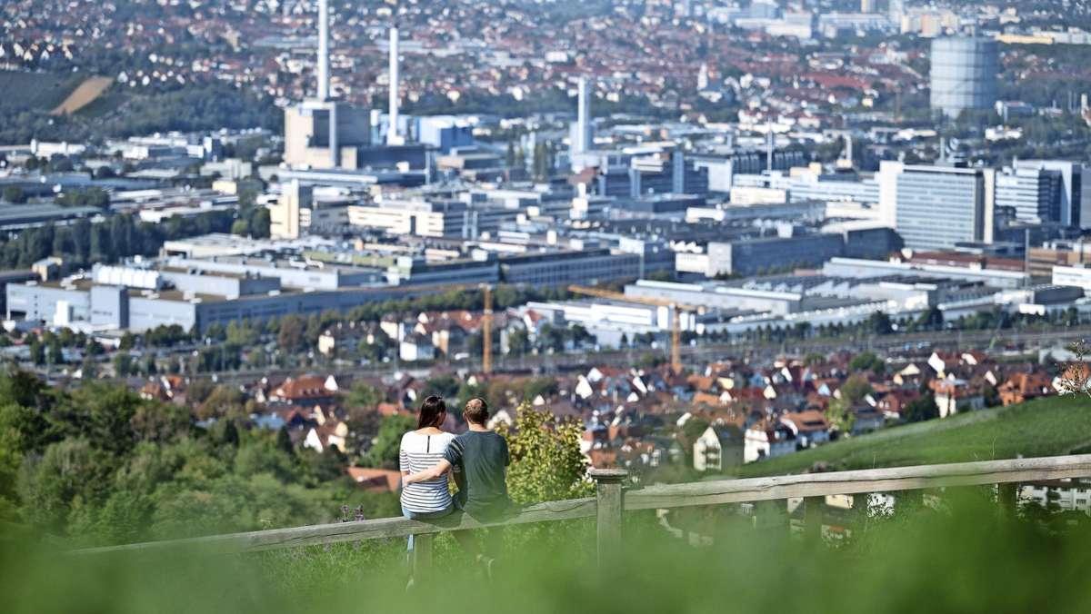Wetter in Stuttgart Untertürkheim Goldener September mit etwas ...