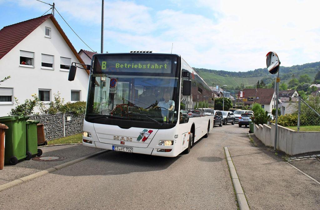 Baden Baden Buslinien