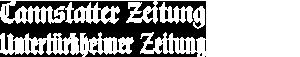 Cannstatter Zeitung